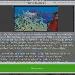 Бета-версия Minecraft Bedrock 1.5.0.0