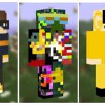 Скины Minecraft использованы для распространения вируса
