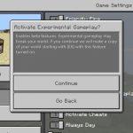 Minecraft 1.2.13 с экспериментальным Морским обновлением!