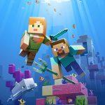 Первая фаза Морского обновления для Minecraft Bedrock!