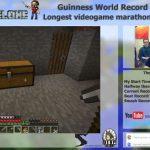 Мировой рекорд — марафон по игре в Minecraft
