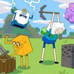 Вышел Minecraft-эпизод мультсериала Время приключений