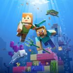 Вышло Морское обновление Minecraft Java Edition 1.13!