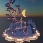 Minecraft: Лунная любовь — В этой истории есть все: Луна! Преданность! Лиса!