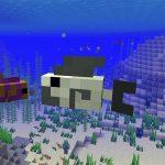 Тропические рыбы кубических морей Майнкрафта