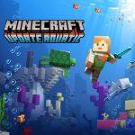 Морское обновление выходит на Minecraft Console Edition