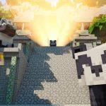 Новогодние подарки от разработчиков Minecraft