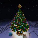 Новогодний Майнкрафт-розыгрыш! С наступающим!
