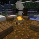 В Minecraft добавили костёр. Что с ним не так?