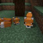 В Minecraft добавлены лисицы. Обновление Minecraft 1.14, снапшот 19w07a