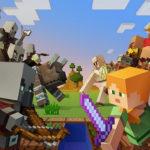 Вышла новая версия Minecraft Bedrock 1.11!