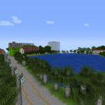 Краснодар воссоздали в Minecraft. На это ушло 2 года