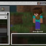 В Minecraft 1.13.0.15 добавлен редактор персонажей — бета-версия