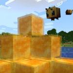 В Minecraft добавили блоки мёда — Minecraft 1.15, снапшот 19w41a