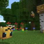 Новая версия Minecraft 1.15 — Обновление с жужжащими пчёлами!