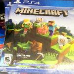 Minecraft Bedrock для PS4 может выйти до Нового года