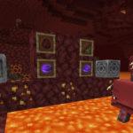 Страйдеры-лавомерки добавлены в Minecraft 1.16, снапшот 20w13a