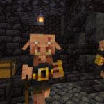 Обновление продолжается — в Minecraft 1.16 добавят брутального пиглина